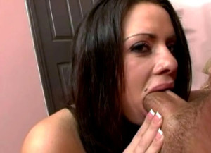 Isabella Dior Blowjob and Cum Swallowing